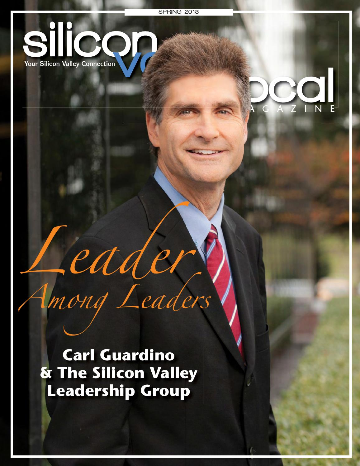 Silicon Valley Local Magazine Summer 2013 by Rich Borell - issuu