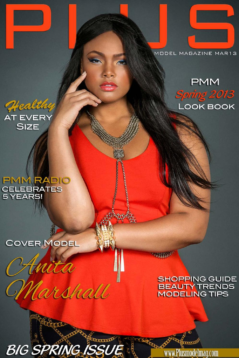 Model Magazines List: March 2013 Issue By PLUS Model