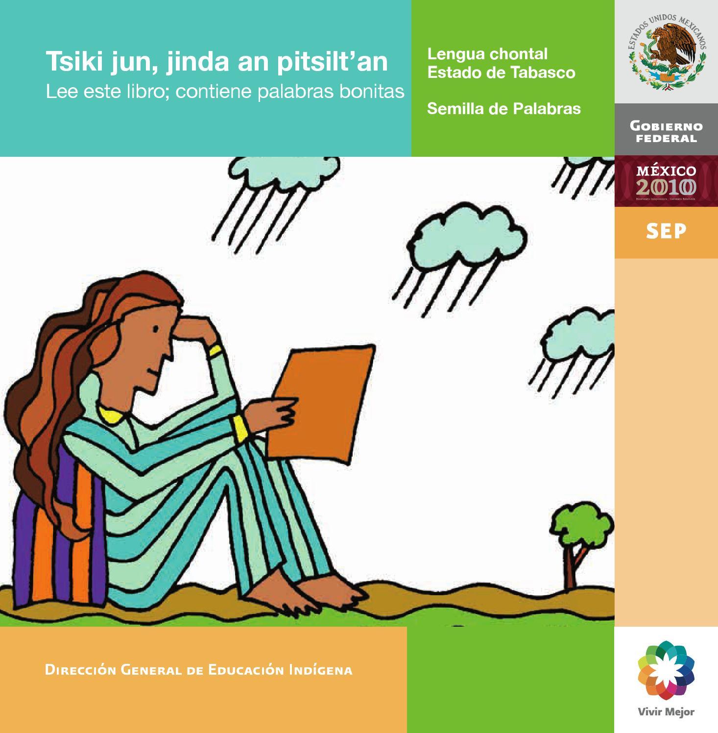 Lee este libro; contiene palabras bonitas tsiki jun, jinda