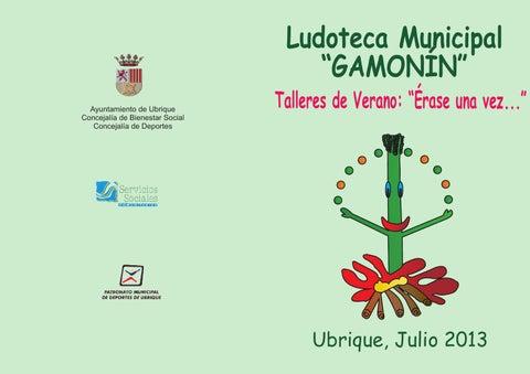 Talleres Verano 2013 Ludoteca Municipal