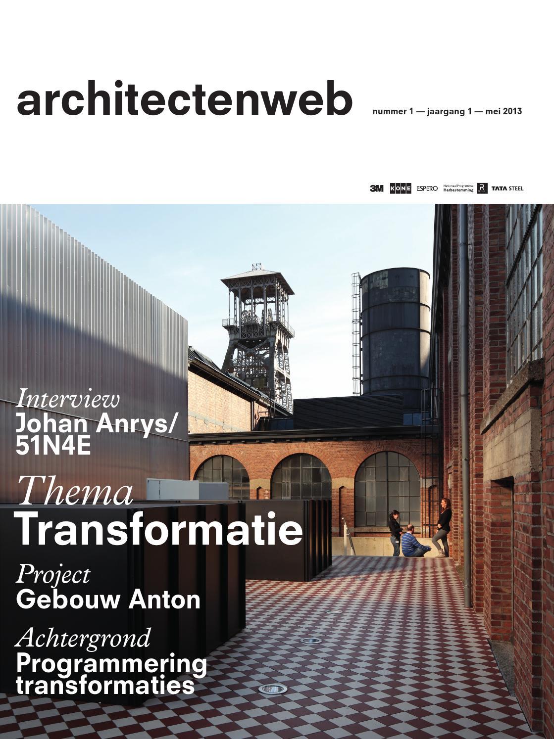 Architectenweb magazine #2 by architectenweb   issuu