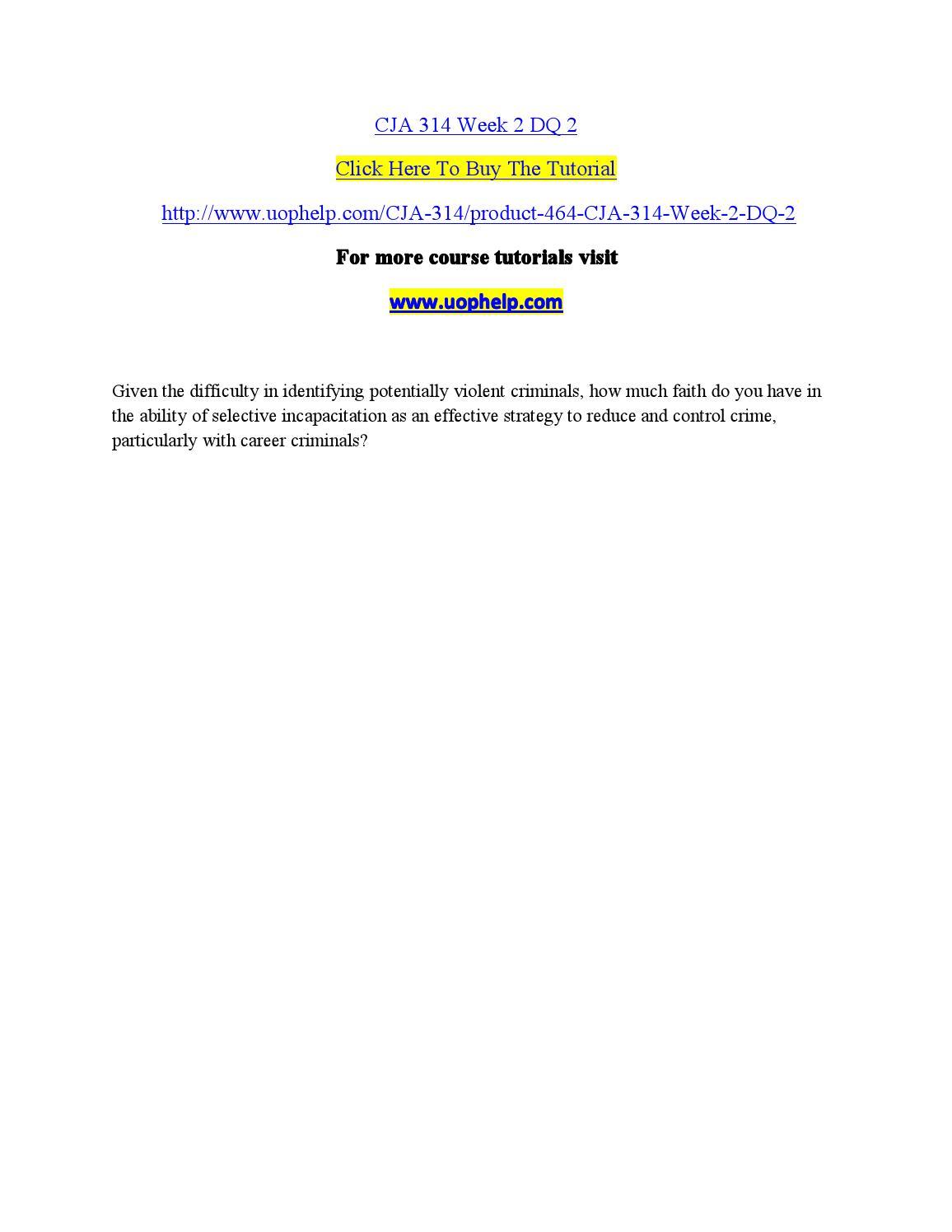 prison term recommendation paper