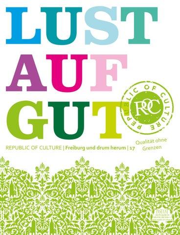 LUST AUF GUT Magazin | Freiburg Nr. 17