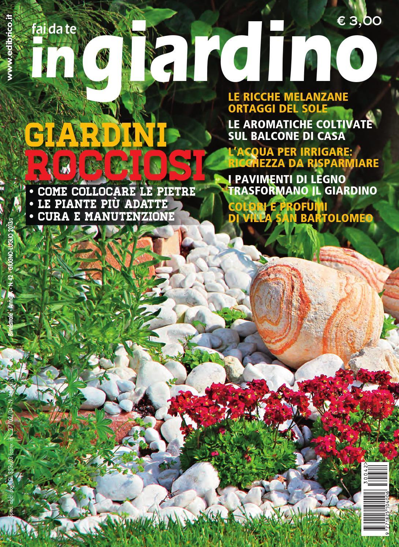 Fai da te in giardino by edibrico page 1 issuu for Fai da te bricolage casa