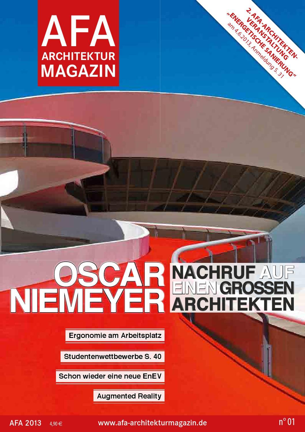 afa architekturmagazin 01 2013 by afa architekturmagazin. Black Bedroom Furniture Sets. Home Design Ideas