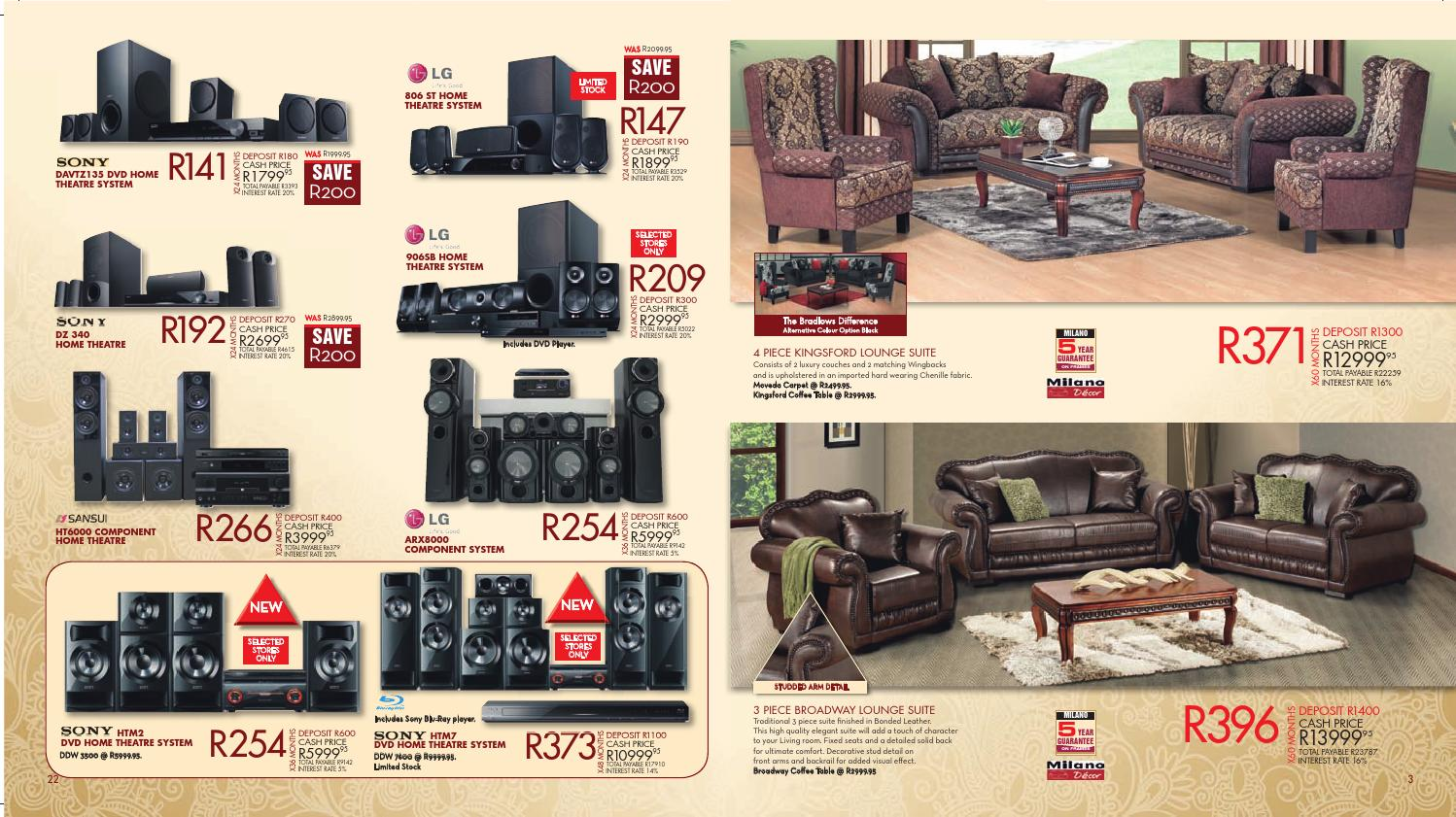 Bradlows May Catalogue By Jd Group Page 3