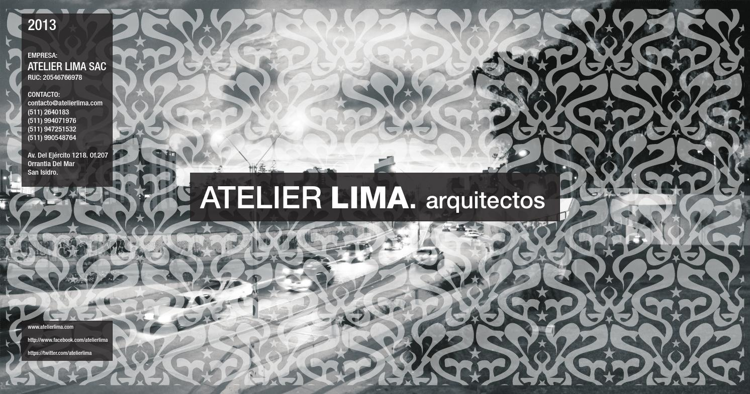 REVISTA PROYECTA ED. 26. Lima-Perú by CONSTRUCCIÓN Y VIVIENDA - issuu
