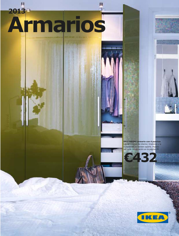Ikea catálogo armarios 2014 by supercatalogos.es   issuu