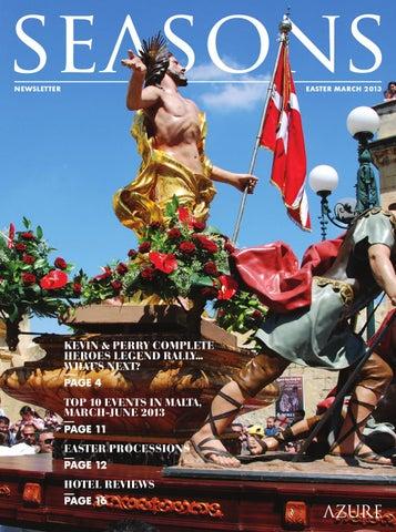 Free magazine Azure Malta
