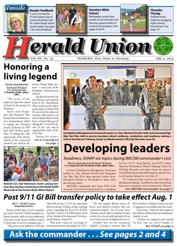 Herald Union - July 4, 2013
