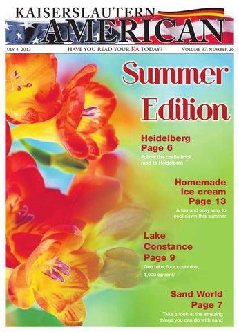 Kaiserslautern American -  July 4, 2013
