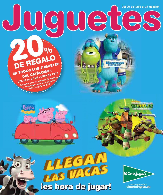 El corte ingles juguetes julio by issuu - Caja registradora juguete el corte ingles ...