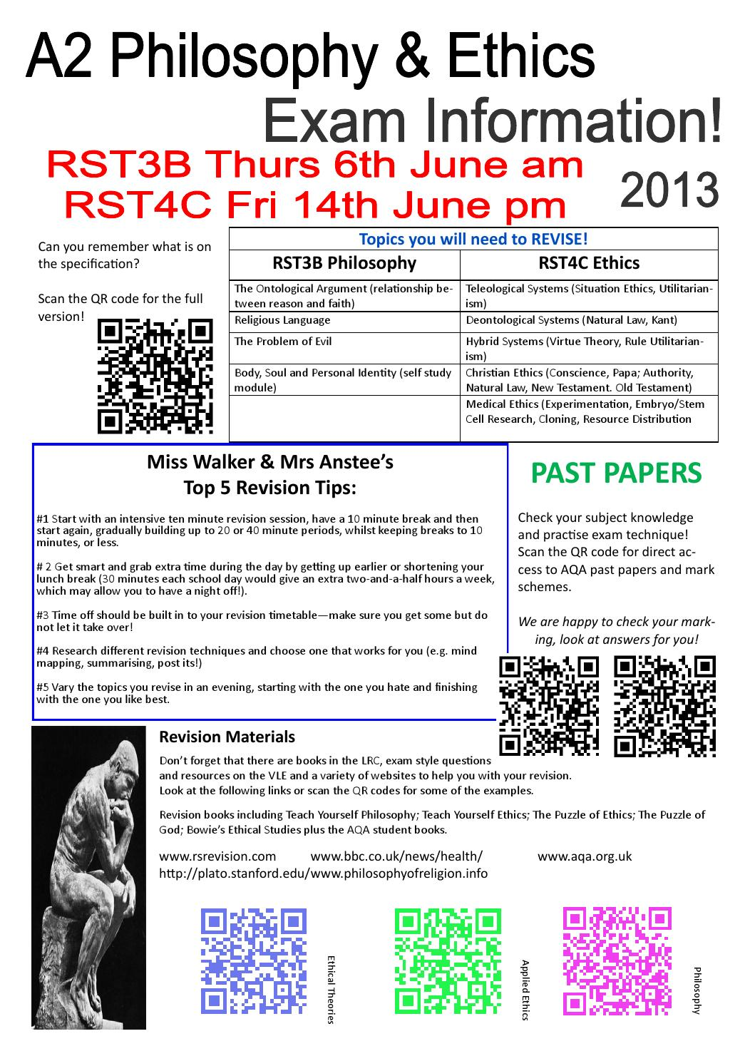 a2 revision poster by alfie carlisle issuu