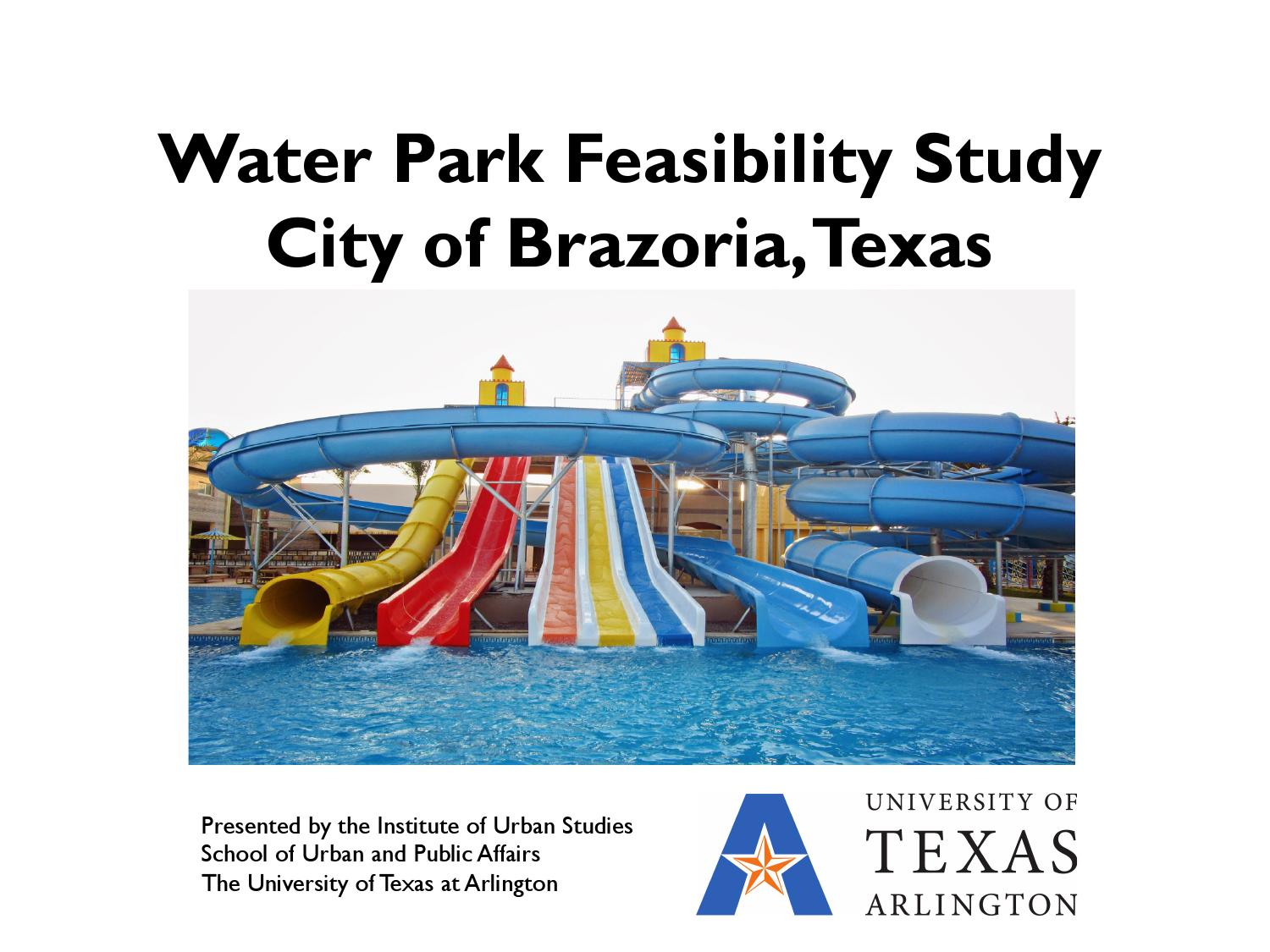 feasibility study of water station Require a feasibility study a feasibility study is typically stations greatly affects how to perform a feasibility study for indoor and outdoor.