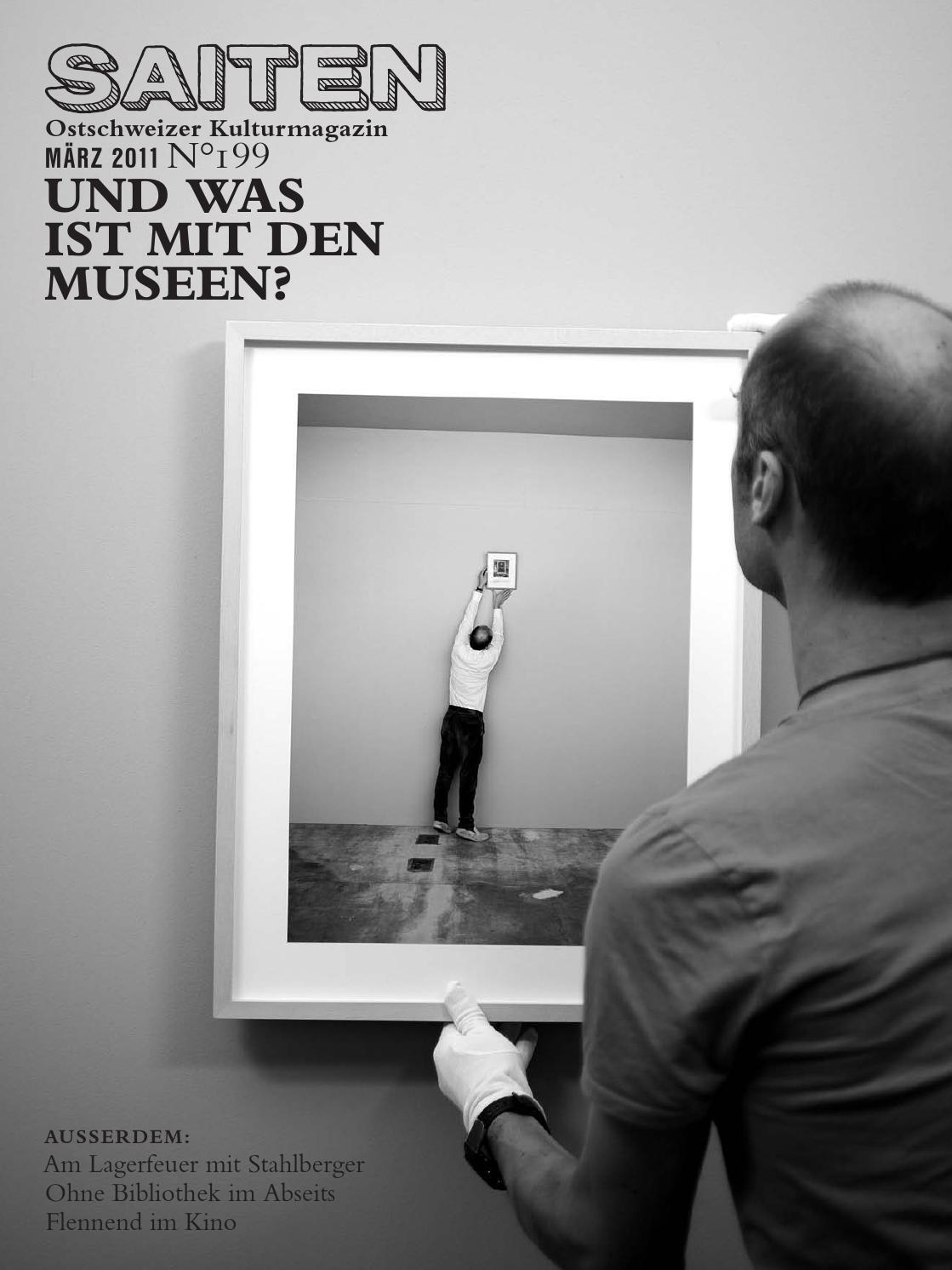 N°181 · Sommergeschichten by Kulturmagazin Saiten - issuu
