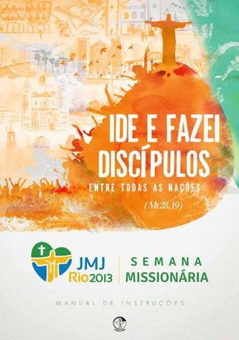 [Subsídio Semana Missionária – CNBB]
