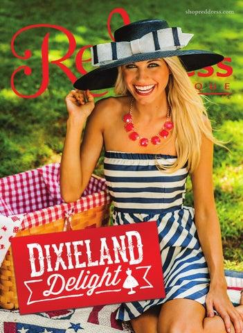 Dixieland Delight Red Dress Boutique Summer 2013 Catalog