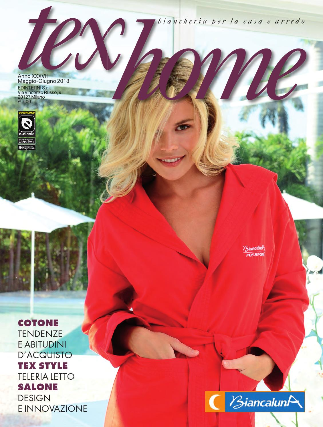 Tex home Novembre-Dicembre 2014 by edinterni srl - issuu