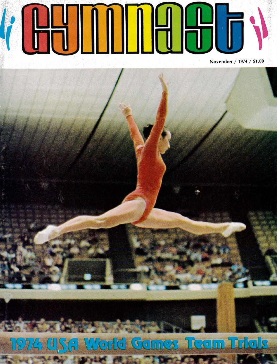 College essay on gymnastics