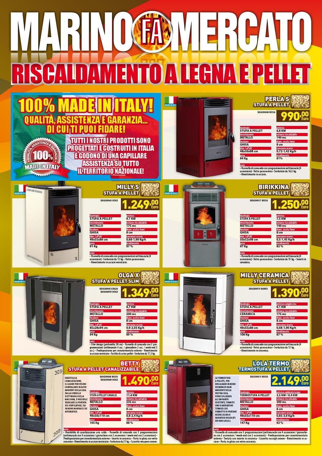 Marino fa mercato riscaldamento 2013 14 by marino fa - Marino fa mercato cucine ...