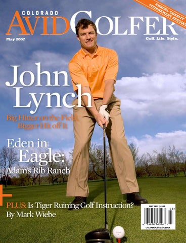 First 100 Covers of Colorado AvidGolfer