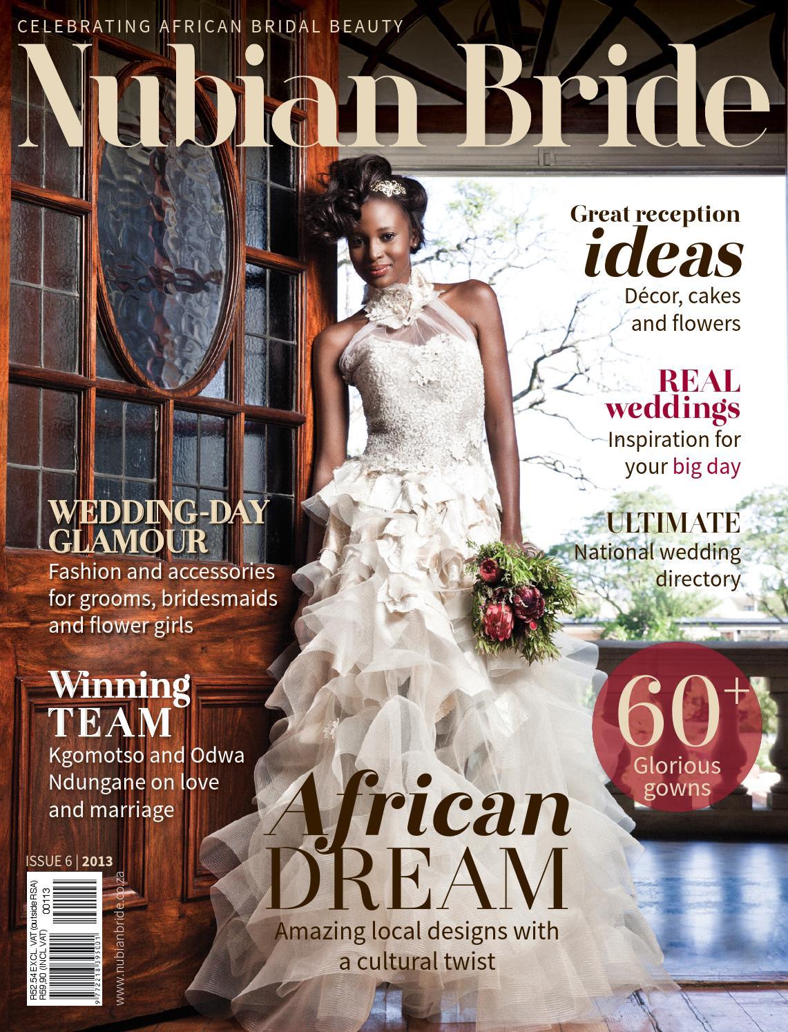 Nubian Bride Issue 6 By Ballyhoo Media Issuu