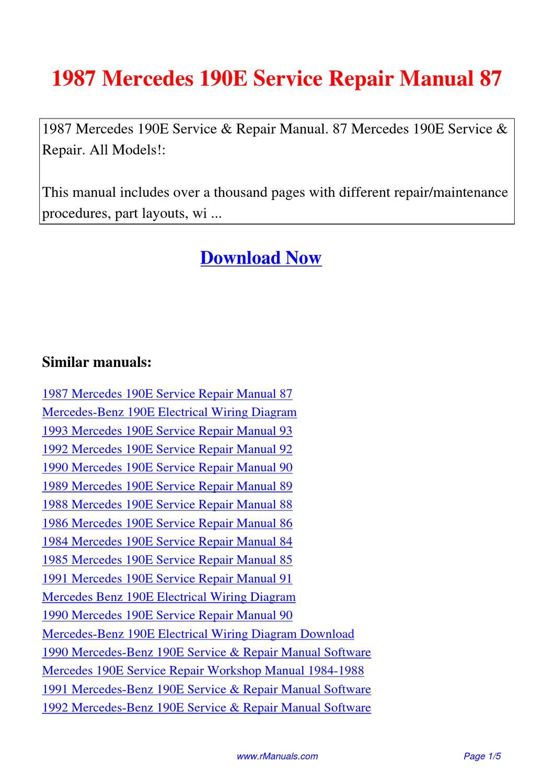 Haynes Owners Workshop Manual Free Download