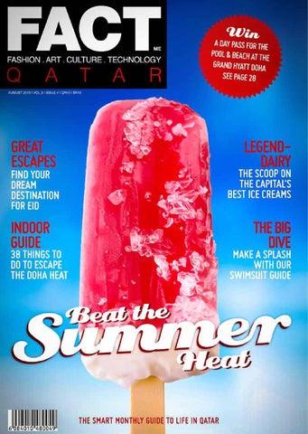 FACT Qatar August 2013