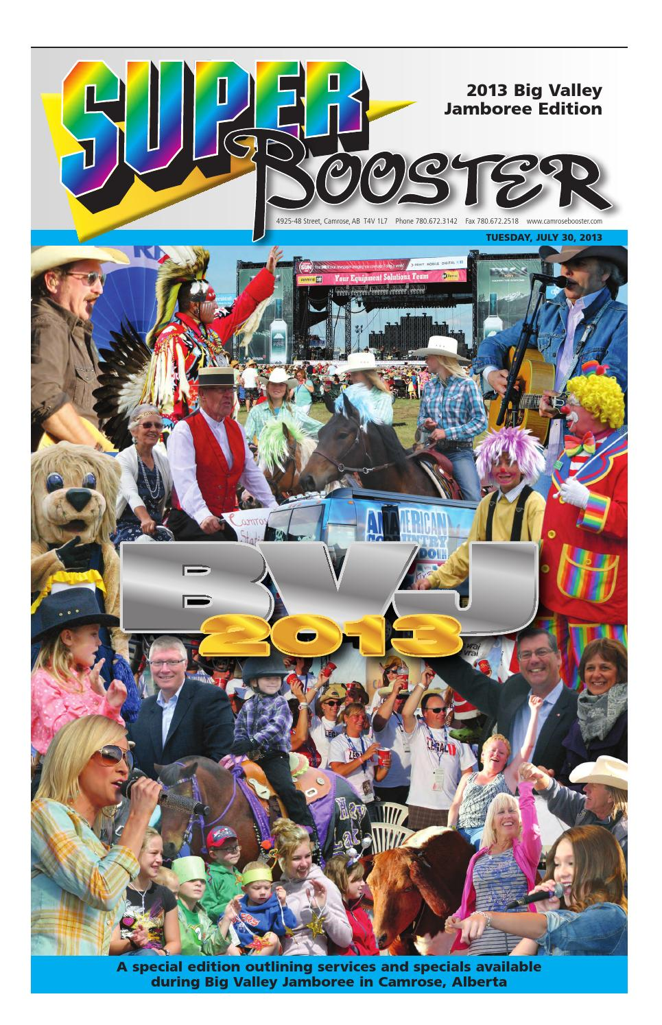 the superbooster 30 2013 by the camrose booster issuu