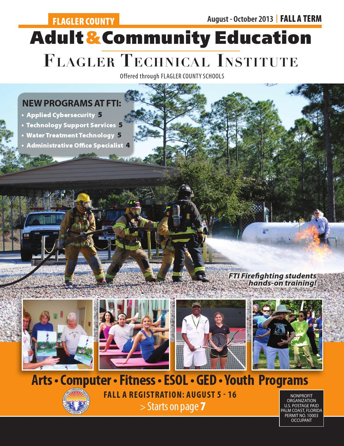 Flagler County Adult Education 67
