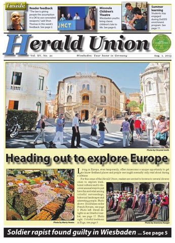 Herald Union, Aug. 1, 2013