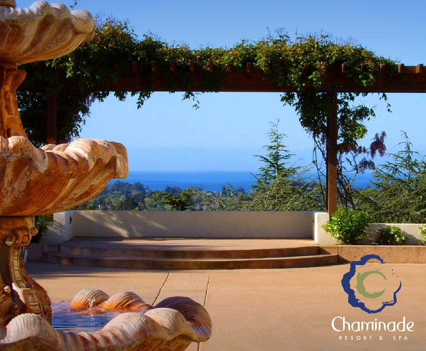 Chaminade Resort Spa Logo