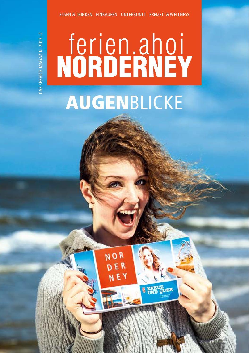 ferien.ahoi Norderney Magazin 2013 // 2 by ferien.ahoi - issuu
