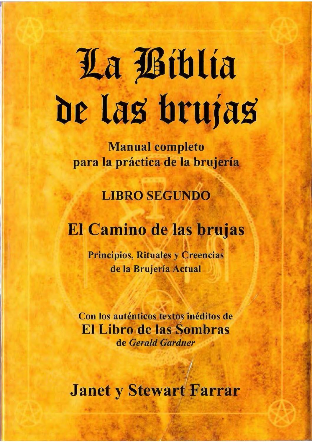 La biblia de las brujas 2 el camino de las brujas by nema - Libros para relajar la mente ...