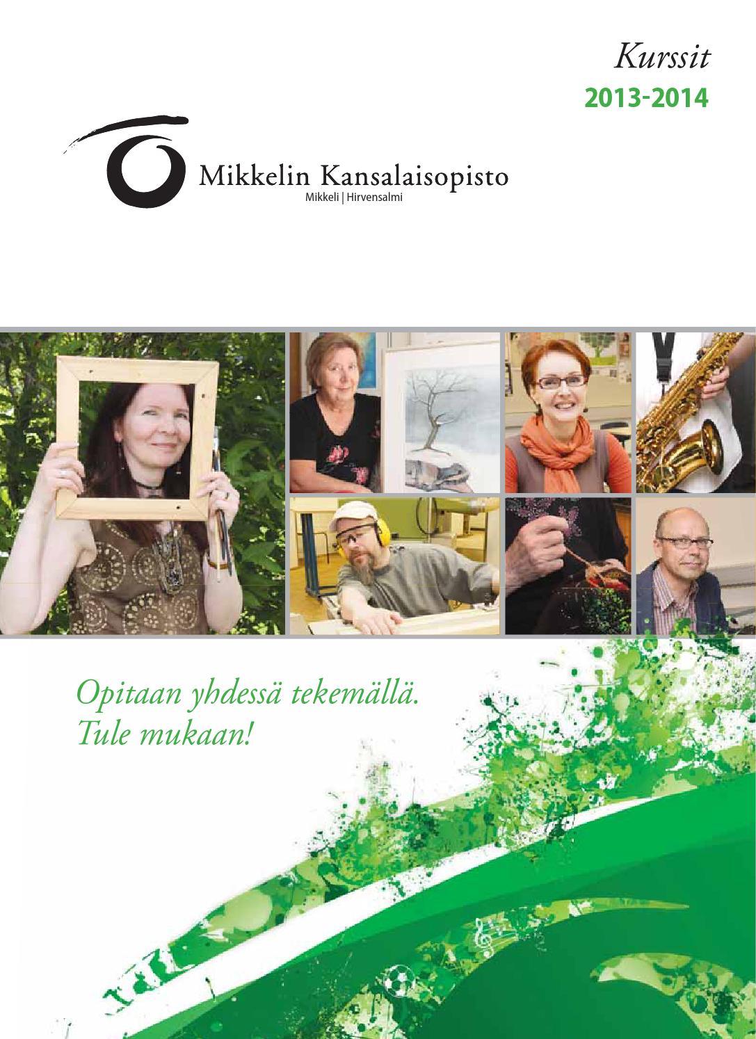 Mikkelin kansalaisopisto opettajat