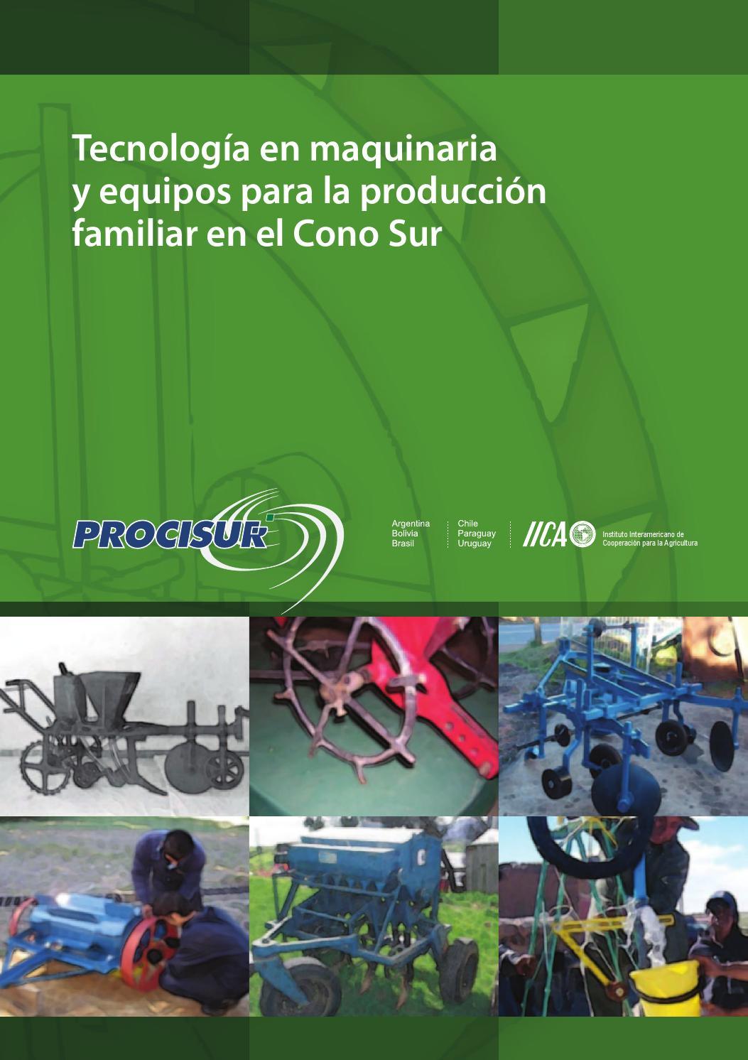 Tecnolog a en maquinaria y equipos para la producci n for Maquinaria y utensilios para la produccion culinaria