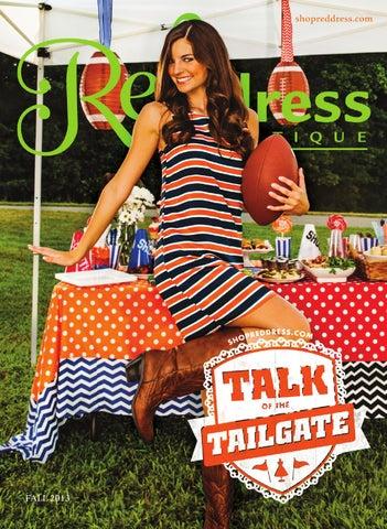 Talk of the Tailgate - shopreddress.com