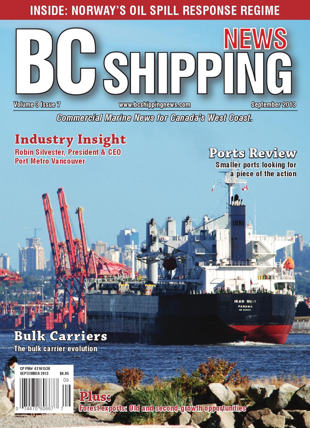 bc shipping news by bc shipping news issuu bc shipping news 2013