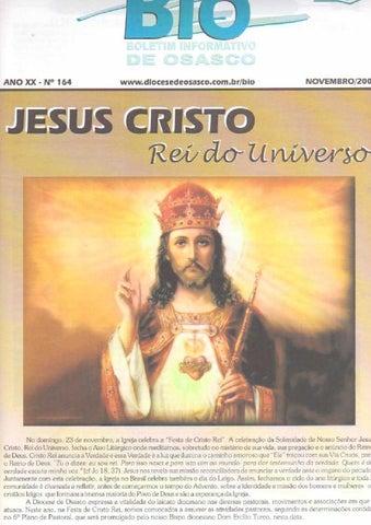[Bio Diocesano Novembro 2008]