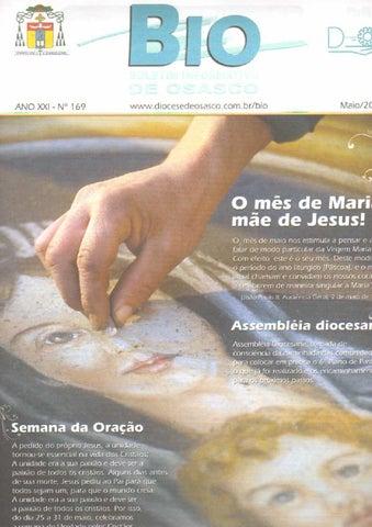 [Bio Diocesano Maio 2009]
