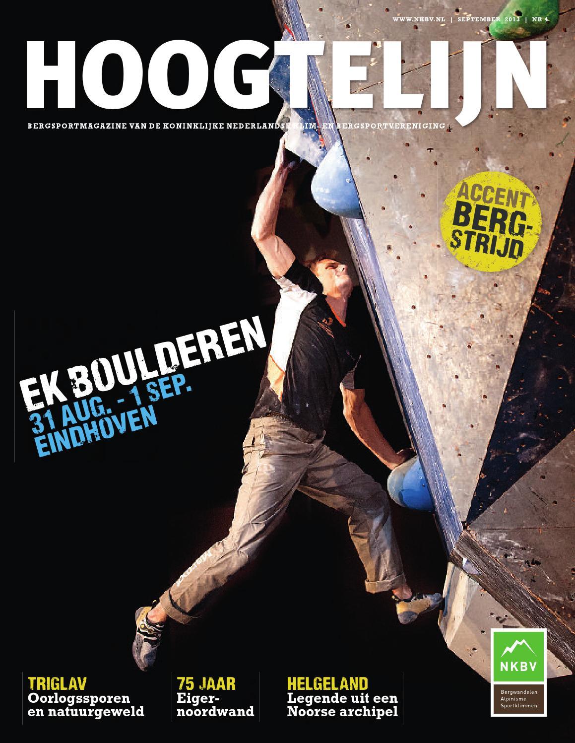 Hoogtelijn nummer 1 januari 2011 by Koninklijke NKBV - issuu