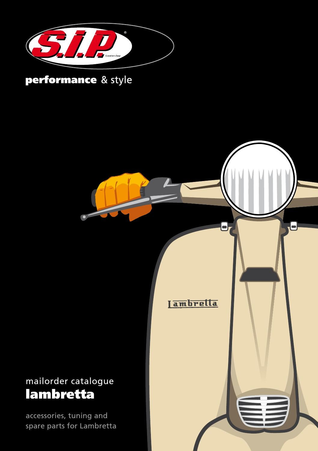 sip lambretta parts catalogue 2013 by sip scootershop gmbh issuu. Black Bedroom Furniture Sets. Home Design Ideas