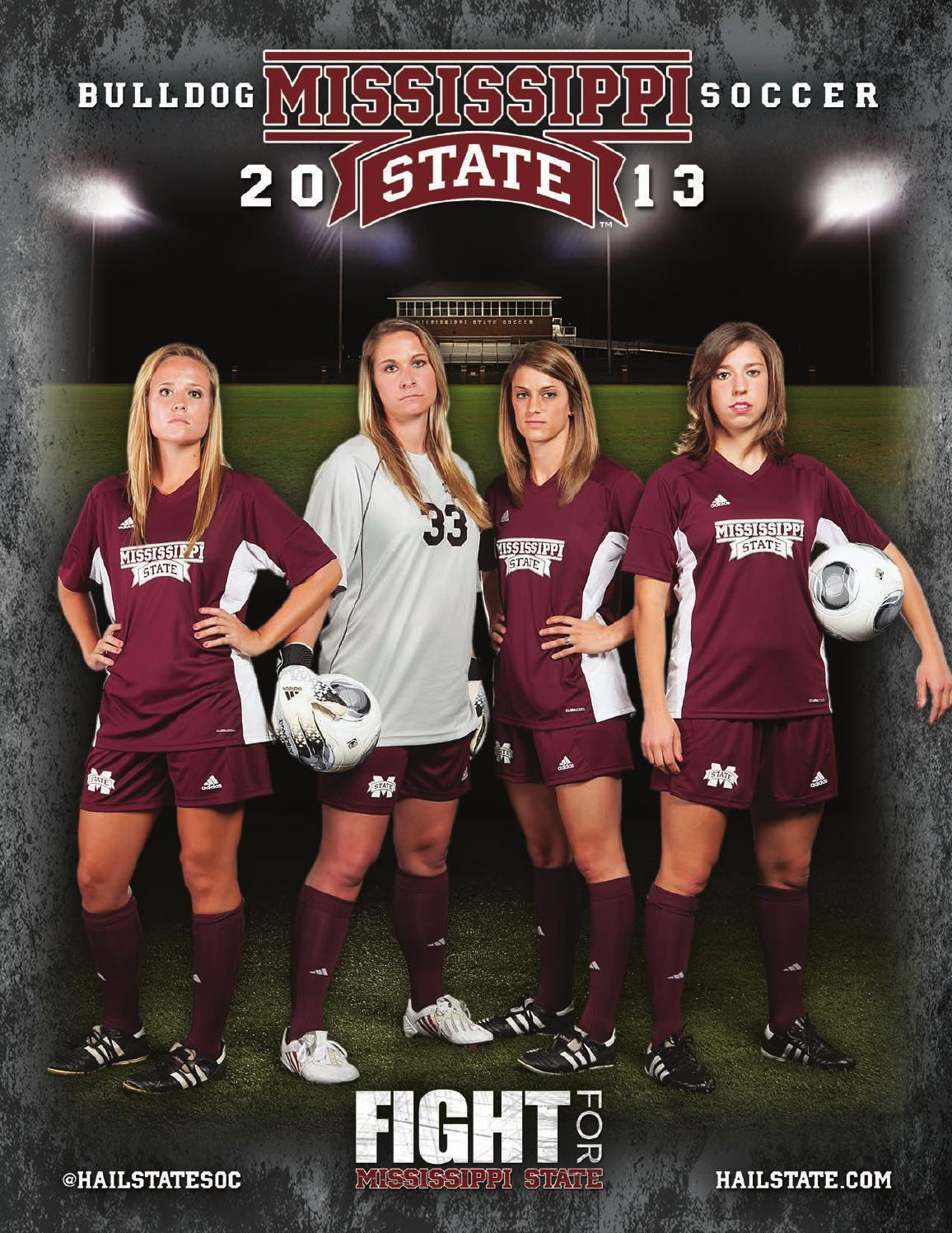 2013 Mississippi State Soccer Fan Guide By Mississippi