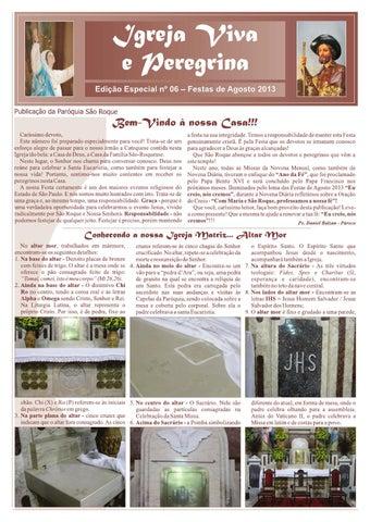 [Igreja Viva e Pelegrina – Edição Especial 2013]