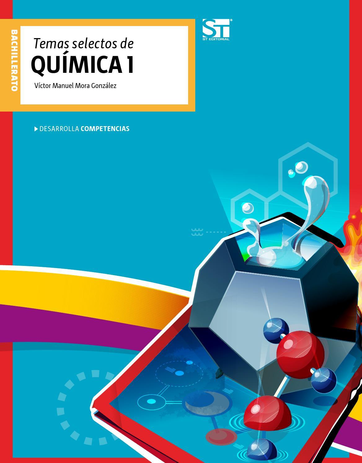 Temas selectos de quimica 1 victor manuel mora gonzalez