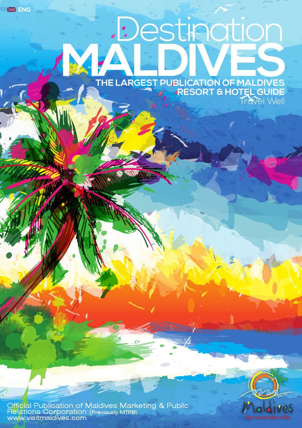 Destination Duide 2013 English By Maldives Marketing