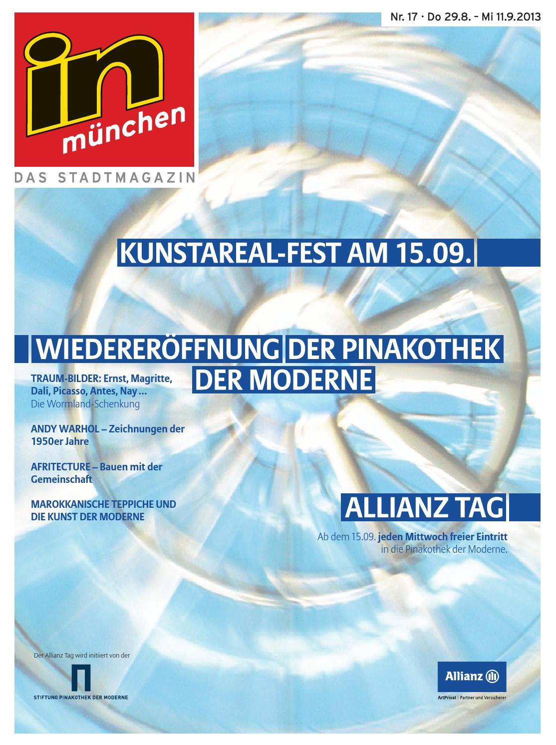 Moderne H User Bilder in münchen nr 17 2013 by inmagazin verlags gmbh issuu