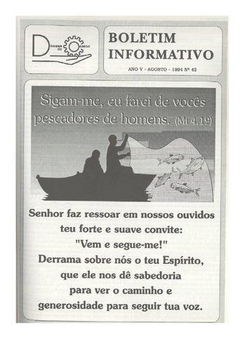 [Bio Diocesano Agosto 1994]