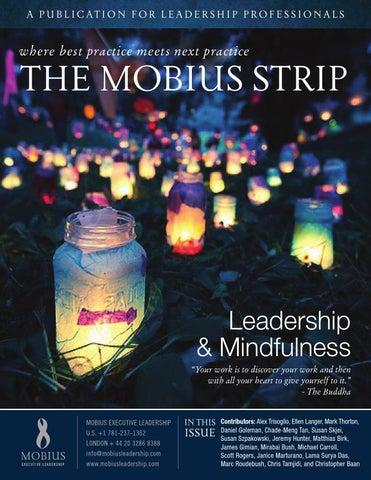 Leadership & Mindfulness | The Mobius Strip