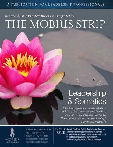 Leadership & Somatics   The Mobius Strip